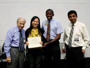 Francois Abboud Internal Medicine Award: Amanda Tong