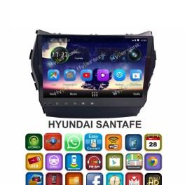 Hypersonic Hyundai Santa Fe Android Stereo