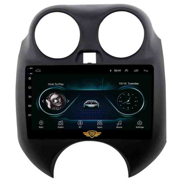 Ateen Renault Pulse Car Music System