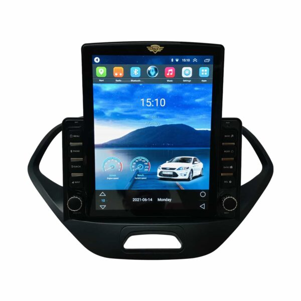 Ateen New Tesla for Ford Figo New with Voice Command
