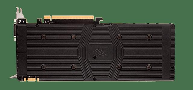 GeForce GTX TITAN Z - Backplate