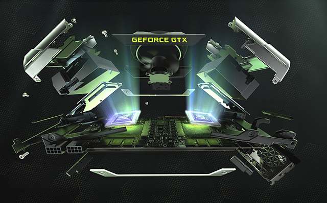 GeForce GTX TITAN Z - Key Image