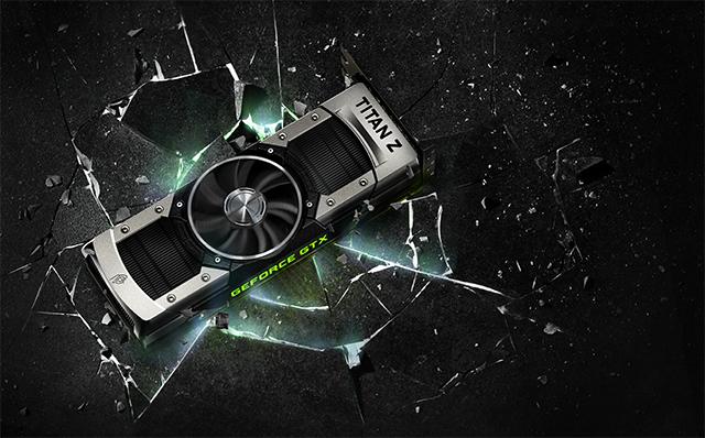 GeForce GTX TITAN Z - Key Visual