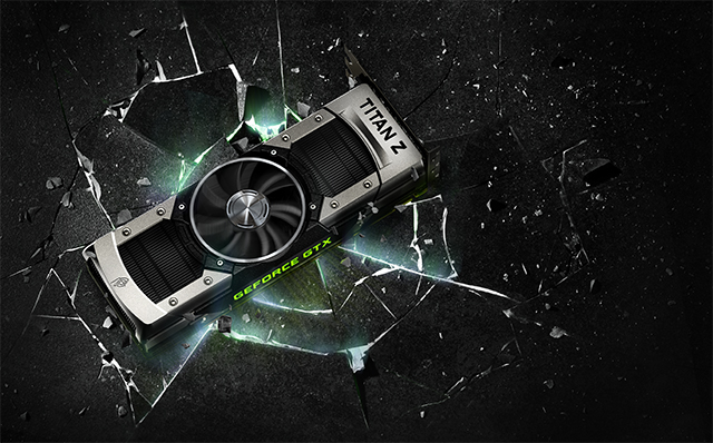 GeForce GTX TITAN Z - Key Visual