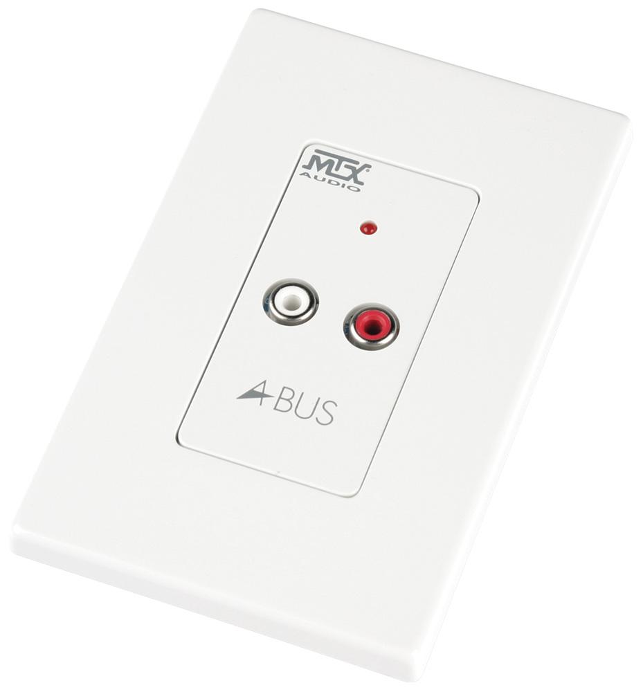 ABUS-LS1RJ Input Module MTX Audio