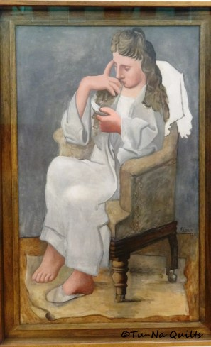 La liseuse by Picasso