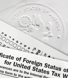 U.S. Nonresident Aliens– Here's Your Quick Tax Summary.