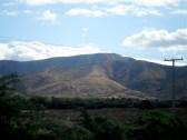 Deforestation in Haiti's Artibonite region