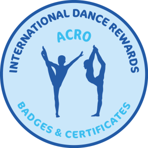Acro Badges & Certificates