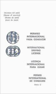 argentina-international Driving permit