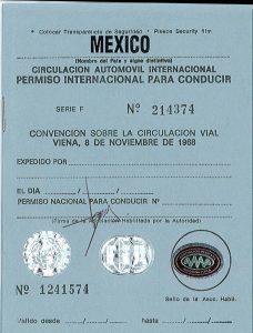 Mexico | International Driving Permit