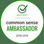 Common Sense Education Digital Citizenship Ambassador 2018-19