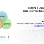 21CLHK19 - Building a Data Ecology for Data Informed Decision Making