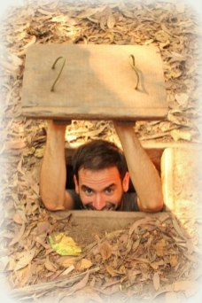 Squeezing into the Cu Chi tunnels
