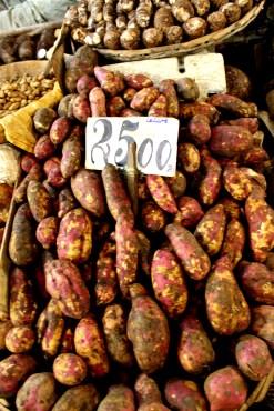Port Louis Bazaar fresh produce