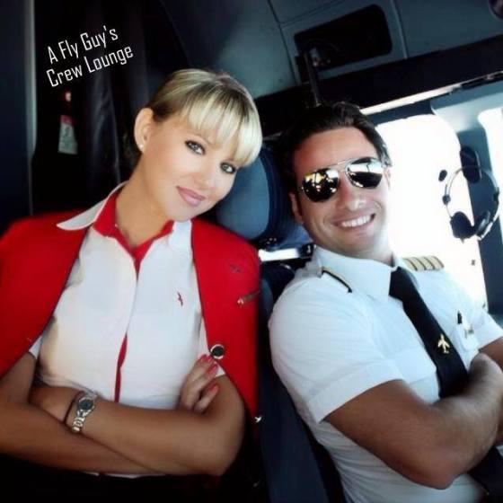 Air Arabia Crew