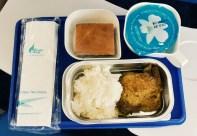 Standard Bangkok Airways Meal