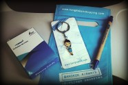 Souvenirs  from my flight