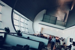 When departing from Dubai on Safi Airways, passengers enjoy a fully stalked lounge