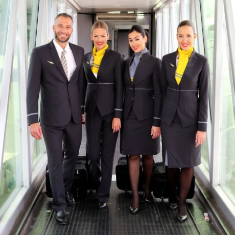 New Vueling Uniforms