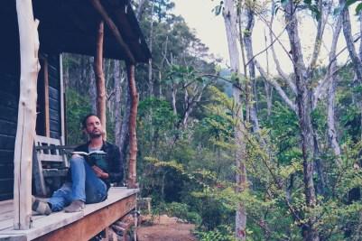 The wild life at Fossicker's Hut