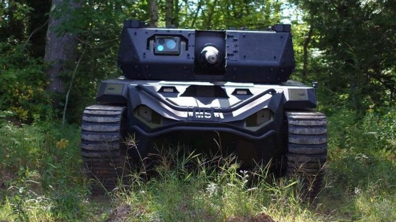 Textron develops new Robotic Combat Vehicle Ripsaw M5 for US' RCV programme