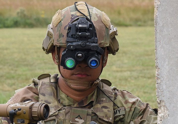 US Army receives L3Harris advanced night vision systems