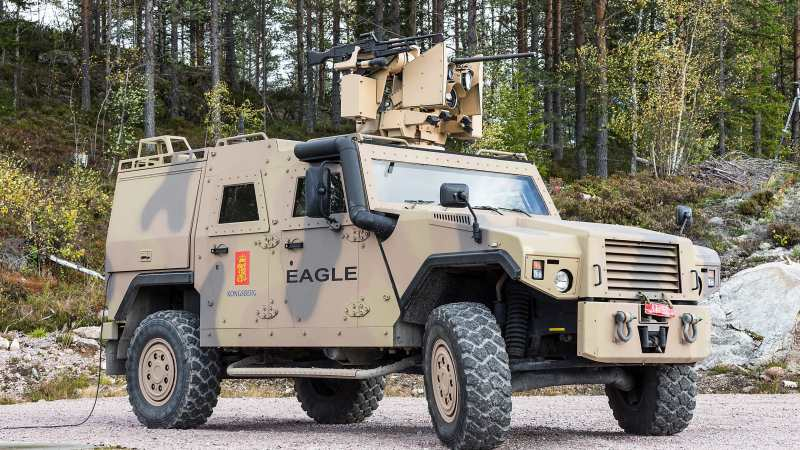 German Armed Forces Receives new C-UAS solution