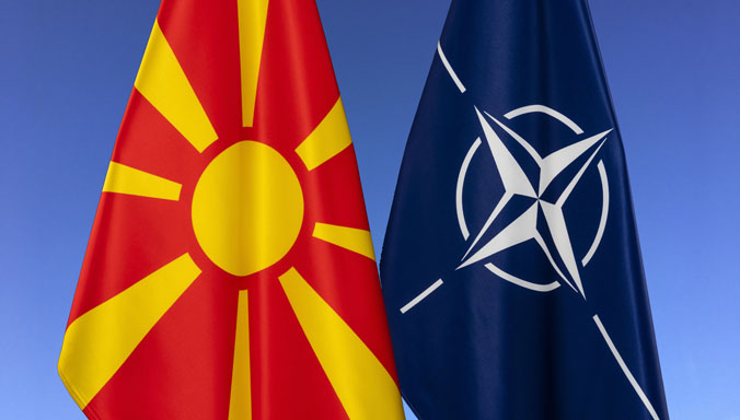 New member of NATO North Macedonia to use the Alliance's Next-Generation Incident Command System to coordinate response against COVID19