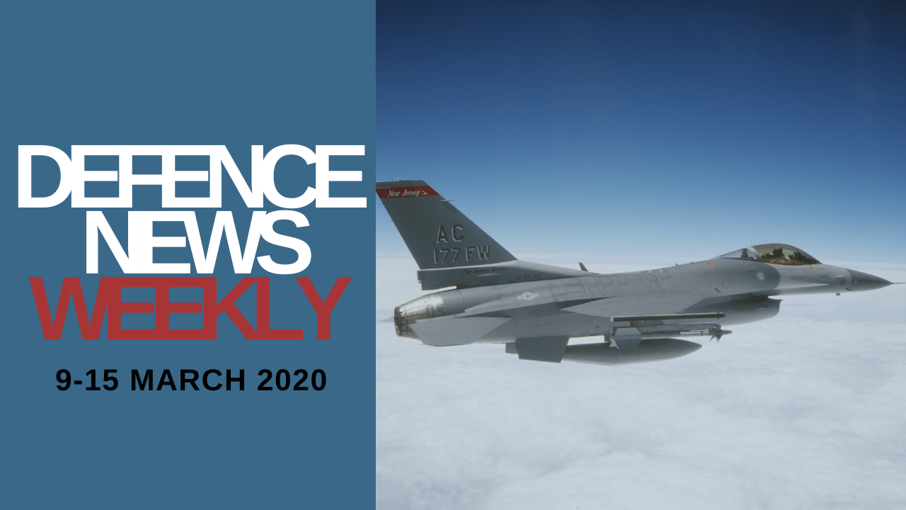 Defence News Weekly 9-15 March