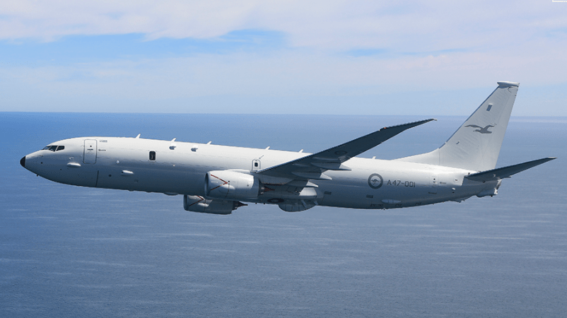 Bejing disputes US allegation PLA Destroyer fired a laser beam at US Navy P-8A patrol aircraft