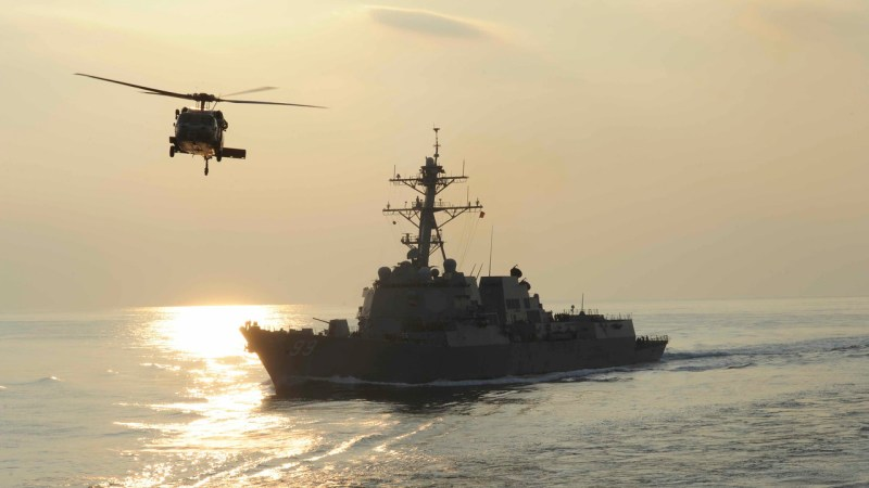 Iran Navy to keep operating in Gulf despite US warning