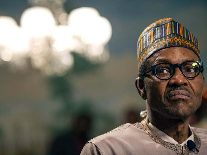 Nigerian president names deceased to run government agency