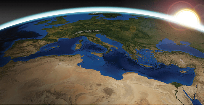 The key points of EU foreign policy in the Eastern Mediterranean and the Middle East and Turkey's dual role