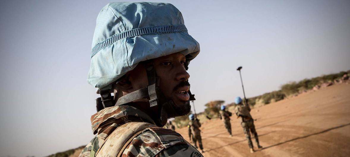 Three UN MINUSMA Peacekeepers Killed in Mali