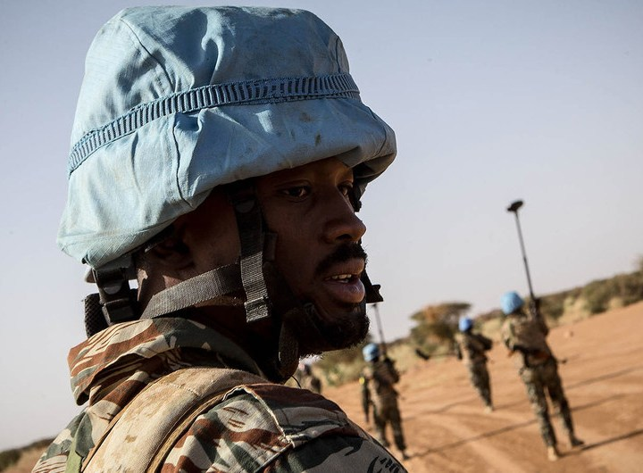 Germany extends unified armed forces mission in Mali