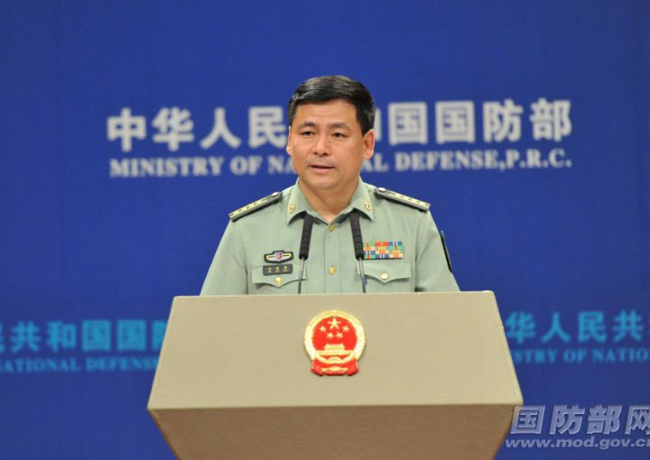 China announces 2020 defense budget increase