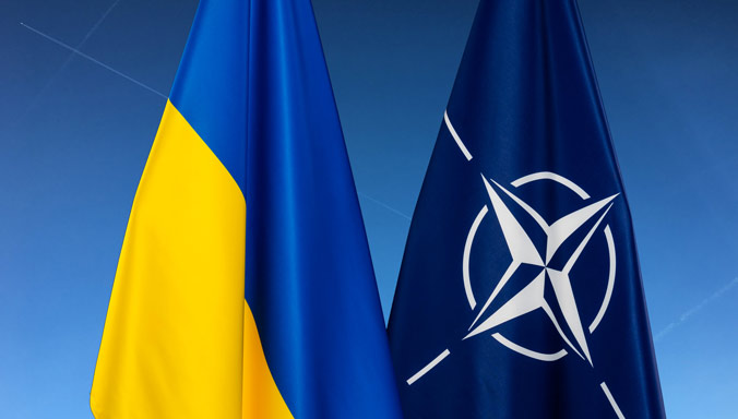 NATO recognises Ukraine 'enhanced opportunities partner'