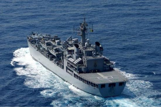 Indian Navy' begins evacuation operation of Indians from Iran