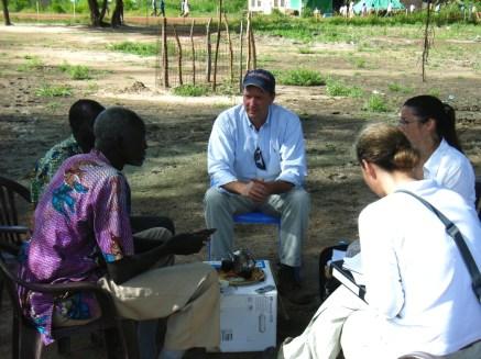 Gathering documentation during Abyei arbitration