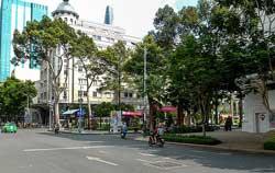 Ho Chi Minh (Saigon). Vietnam