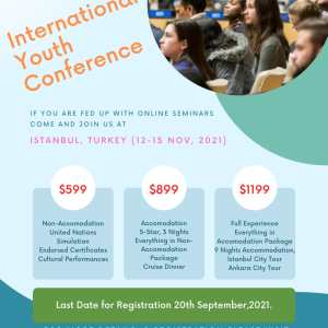 International Conference for Youth, Turkey