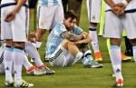 """Maradona: """"Messi tiene que seguir en la selección, ¡tiene que seguir!"""""""