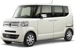 N-Box de Honda, el coche más vendido en Japón