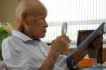 """Masao Matsumoto, el japonés de 108 años que espera """"lleno de emoción"""" el nacimiento de Reiwa (su quinta era)"""
