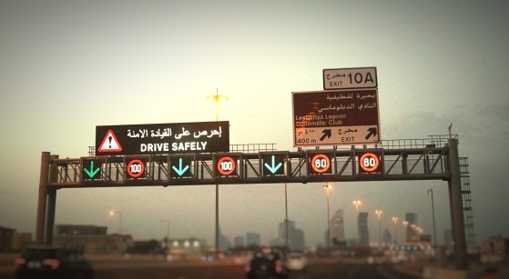 Road Safety in Qatar