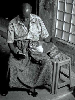 "Riccardo Chiuzzi © ""The extraterreste"" 2016 Myanmar"