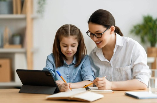 online schooling is gaining importance