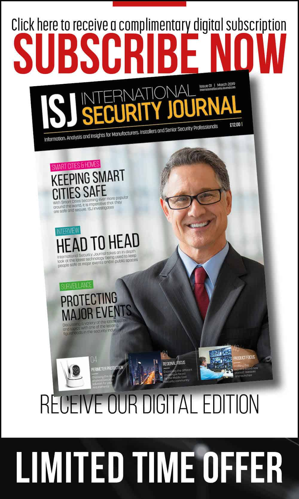 International Security Journal - Subscriptions 1