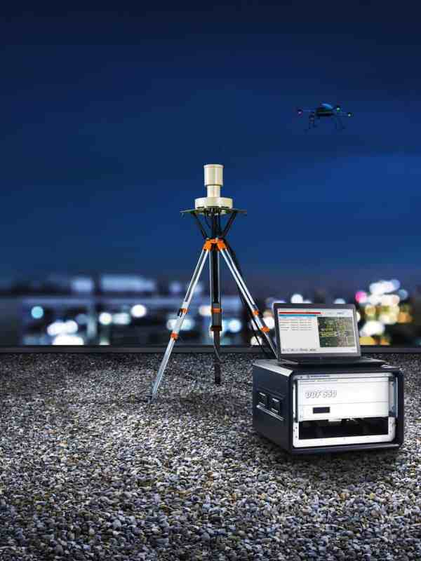 Rohde & Schwarz exhibit anti-drone technology and security scanners at SCTX 2019